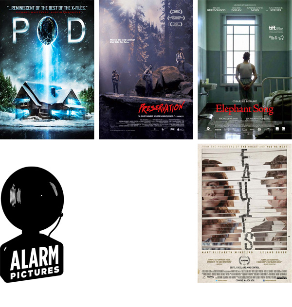 Alarm Pictures movie posters